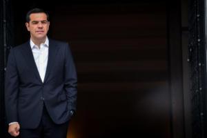 Τηλεφωνικά… συγχαρητήρια του Μάικ Πενς στον Αλέξη Τσίπρα για το Σκοπιανό!