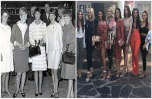 Μουντιάλ 2018: «Φαρμάκι» οι… Wags του 1966 για τις «διαδόχους»! Οι σύζυγοι των ποδοσφαιριστών τότε και τώρα