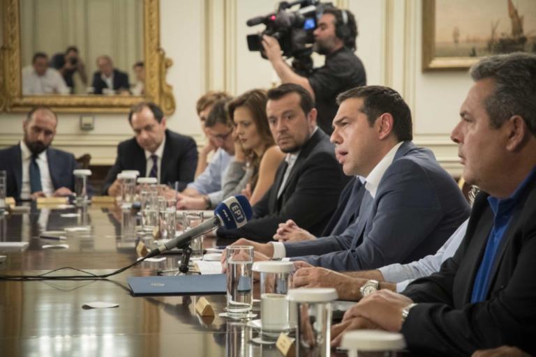 Φωτιές – Τσίπρας: «Αναλαμβάνω ακέραια την πολιτική ευθύνη για την τραγωδία» | Newsit.gr