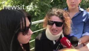 Μητέρα Δώρας Ζέμπερη: Δέχθηκα επίθεση στο νεκροταφείο