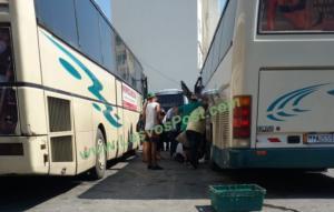 Λέσβος: Έπαθε ανακοπή καρδιάς την ώρα που έβαζε τις βαλίτσες στο λεωφορείο των ΚΤΕΛ [pics]