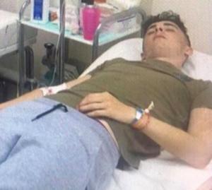 """Ζάκυνθος: Σάλος από τη δηλητηρίαση 17 ατόμων – """"Ο εμετός μας ήταν μαύρος"""" – Οι γιατροί ειδοποίησαν την αστυνομία [pics]"""