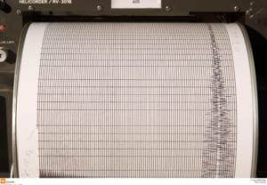 Σεισμός στα Χανιά – 3,5 Ρίχτερ στην Παλαιοχώρα!