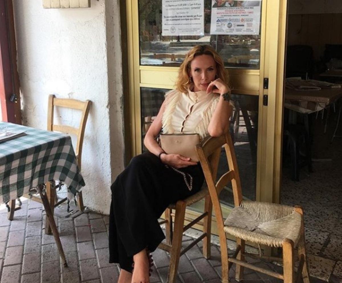 Εβελίνα Παπούλια: Ξεκίνησαν οι καλοκαιρινές της διακοπές! [pic] | Newsit.gr