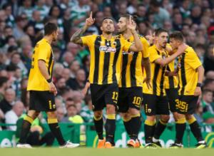 Σέλτικ – ΑΕΚ: Ψυχάρες! Τεράστιο αποτέλεσμα της Ένωσης στο «Celtic Park»