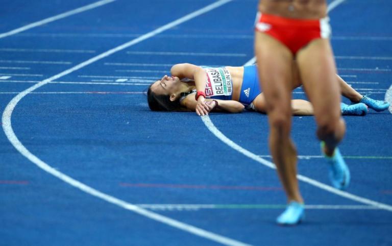 Τα συγκλονιστικά τελευταία μέτρα της Μαρίας Μπελιμπασάκη [pics] | Newsit.gr