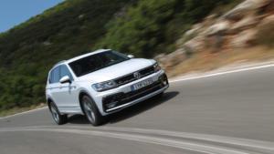 Δοκιμάζουμε το VW Tiguan που έχει επιδόσεις… GTi [pics]