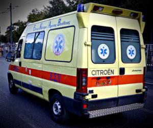 Τροχαίο με τραυματία έναν οδηγό μηχανής στην Κρήτη – video