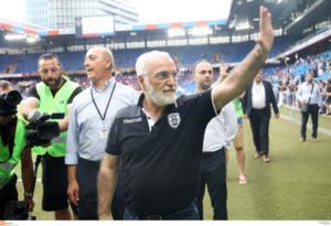 """ΠΑΟΚ – Σαββίδης: """"Σκάνδαλο οι καταγγελίες της Σπαρτάκ! Είμαι εκνευρισμένος"""""""