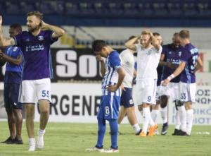 Europa League, Ατρόμητος – Ντιναμό Μπρεστ 1-1 ΤΕΛΙΚΟ: «Ψυχρολουσία» στις καθυστερήσεις!