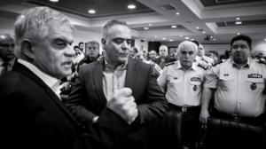Φορτισμένο το κλίμα στο υπουργείο Προστασίας του Πολίτη! Τόσκας: «Δεν είμαι επαγγελματίας πολιτικός»