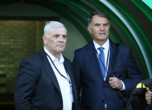 """ΑΕΚ: """"Ράγισαν καρδιές"""" στο """"αντίο"""" του Μπάγεβιτς! Η συγγνώμη στους παίκτες"""
