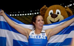 Νέα διεθνής αποθέωση για τη Στεφανίδη! Πρότυπο φιλίας η Ελληνίδα αθλήτρια – video