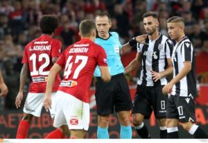 Champions League, Σπαρτάκ – ΠΑΟΚ 0-0 ΤΕΛΙΚΟ: Σπουδαία πρόκριση στη Μόσχα!
