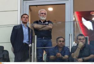"""Σπαρτάκ – ΠΑΟΚ: Πανηγύρισε σαν """"τρελός"""" την πρόκριση ο Σαββίδης! – video"""