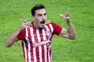 Ολυμπιακός – Λεβαδειακός 1-0 ΤΕΛΙΚΟ: Ο Λάζαρος έλυσε το «γόρδιο δεσμό» του Επασί!