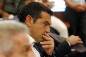 Αλέξης Τσίπρας: Η πατρίδα δεν θα ξεχάσει τον Νικόλαο Βασιλείου