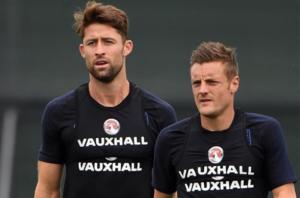 """Εθνική Αγγλίας: Τέλος από τα """"τρία λιοντάρια"""" Βάρντι και Κέιχιλ!"""