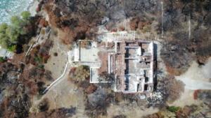 Έτσι είναι σήμερα η Κινέτα μετά την καταστροφική πυρκαγιά – video