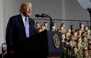 Ο Τραμπ σχεδιάζει την πρώτη στα αμερικανικά χρονικά στρατιωτική παρέλαση!