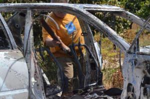Θεσσαλονίκη: Σοκ – Απανθρακωμένο πτώμα μέσα σε αυτοκίνητο – Εντοπίστηκε σε πάρκινγκ πολυκατοικίας στη Θέρμη