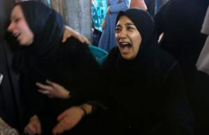 Συνεχίζεται η «σφαγή» στη Γάζα! Ακόμη τρεις Παλαιστίνιοι νεκροί από πυρά ισραηλινών στρατιωτών – Σκληρές εικόνες
