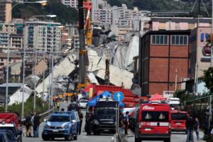Γένοβα: Στο στόχαστρο η εταιρεία κατασκευής της γέφυρας του θανάτου! – video