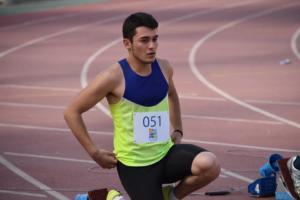 Πρωταθλητής Ευρώπης ο Γκαβέλας στα 100μ.