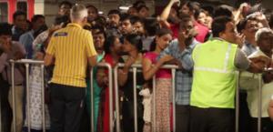 Ινδία: Σκηνές πανικού στα εγκαίνια του πρώτου IKEA! [pics] – video