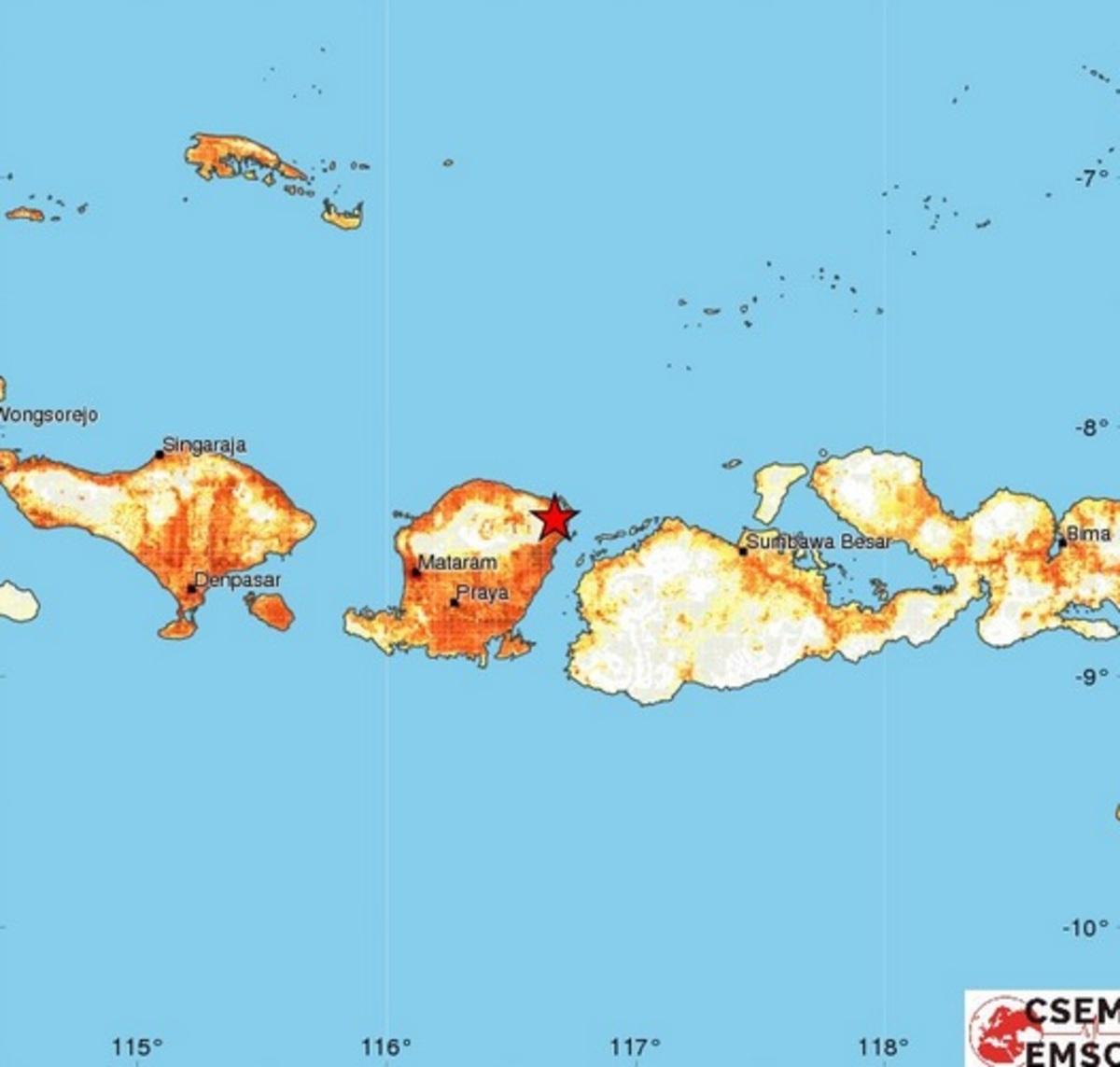 Ισχυρό χτύπημα του Εγκέλαδου στην Ινδονησία! – video | Newsit.gr