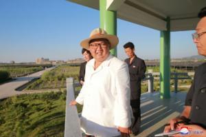 Ψήνεται και ο Κιμ! Άνευ προηγουμένου καύσωνας στη Βόρεια Κορέα