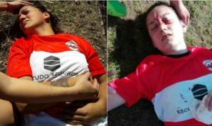 Απίστευτο ξύλο σε αγώνα ποδοσφαίρου γυναικών! «Θα με σκότωναν» – video