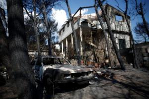 Κάθε μέρα και περισσότερες – 3.460 οι αιτήσεις για το επίδομα από τις φωτιές