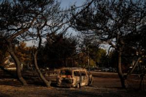 Συνελήφθη εμπρηστής στον Μαραθώνα – Φέρεται υπεύθυνος για 5 πυρκαγιές στην περιοχή!
