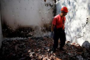 """Προκαλεί ο εμπρηστής του Μαραθώνα: """"Έβαζα φωτιές για να βλέπω τους πυροσβέστες να τρέχουν να τις σβήνουν…""""!"""