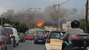 """""""Η φωτιά έφτασε στην Κυανή Ακτή!"""" Η Αποκάλυψη – σοκ για το αλαλούμ Αστυνομίας και Πυροσβεστικής – Πως μπορεί να κάηκαν άνθρωποι από λάθος εντολές"""