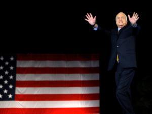 Τζον Μακέιν: Είχε ζητήσει να μην πάει ο Τραμπ στην κηδεία του!