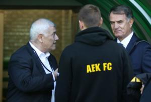 ΑΕΚ – Μελισσανίδης: Έτσι «έφτιαξε» τους παίκτες πριν τη Σέλτικ