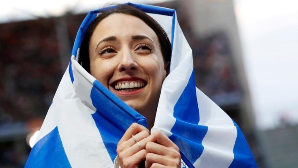 Μπελιμπασάκη: Η εκπληκτική κούρσα που έφερε στην Ελλάδα το ασημένιο μετάλλιο! video | Newsit.gr