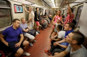 Ρωσία: Τσάμπα οι μετακινήσεις για τους συνταξιούχους στον προαστιακό της Μόσχας