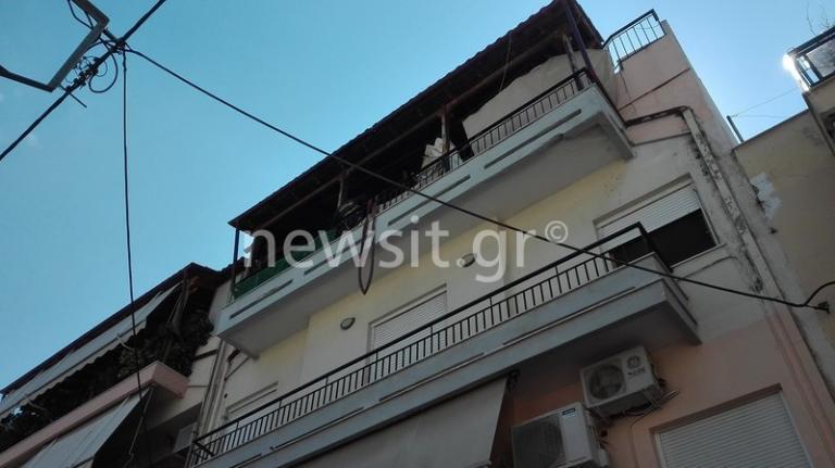 Φωτιά σε διαμέρισμα στη Νίκαια | Newsit.gr