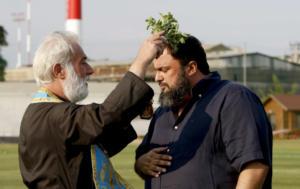 Ολυμπιακός: Με Μαρινάκη ο Αγιασμός στου Ρέντη! [pics]