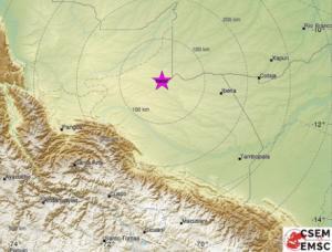 Σεισμός 7 ρίχτερ στο Περού!
