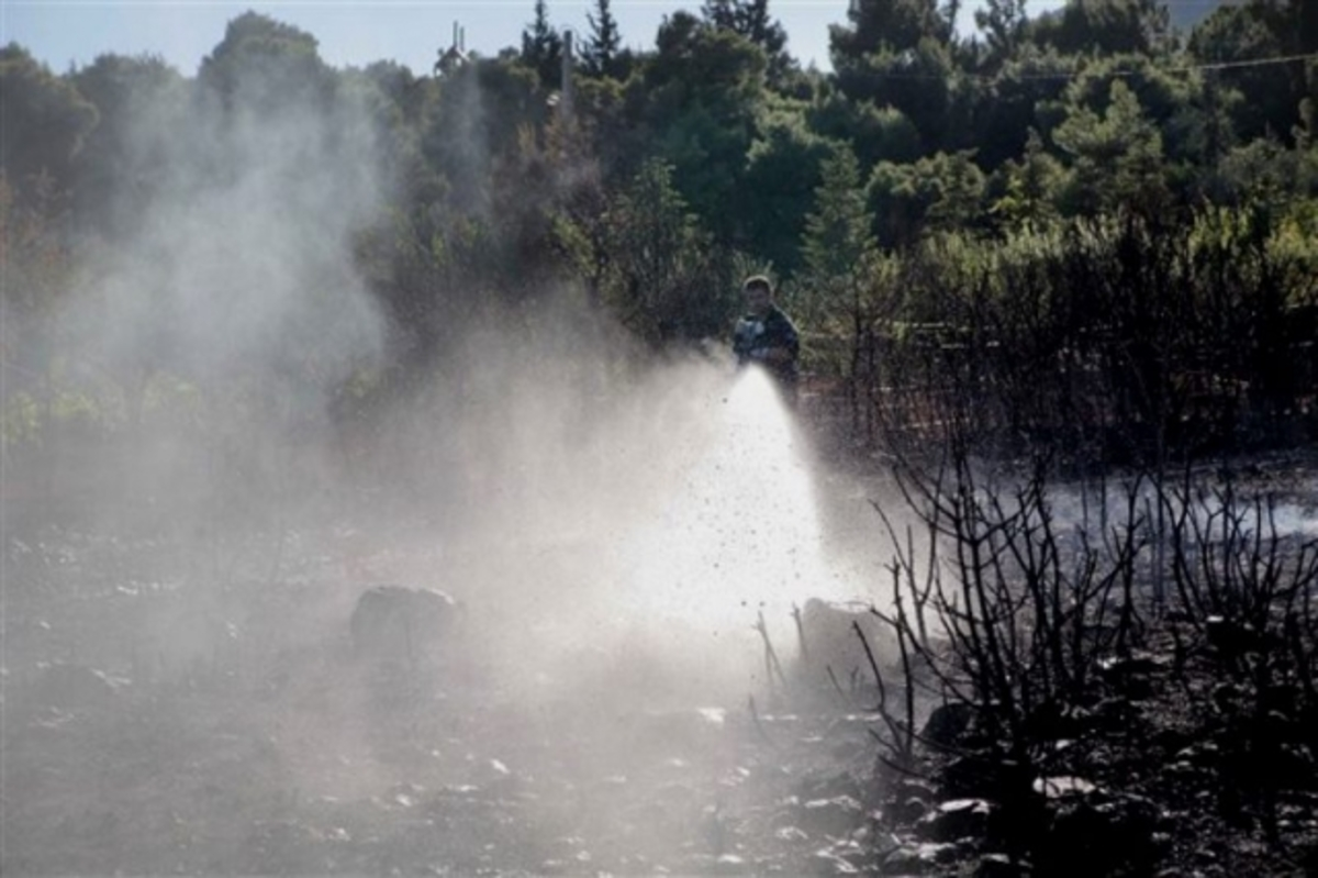 Σύλληψη άνδρα για τη φωτιά στην Κρήτη | Newsit.gr