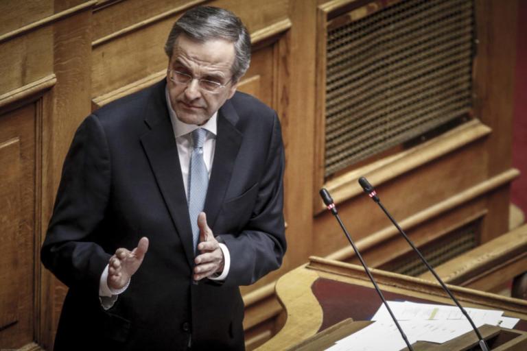 Λάβρος ο Αντώνης Σαμαράς κατά όσων επιτίθενται στον γιο του | Newsit.gr