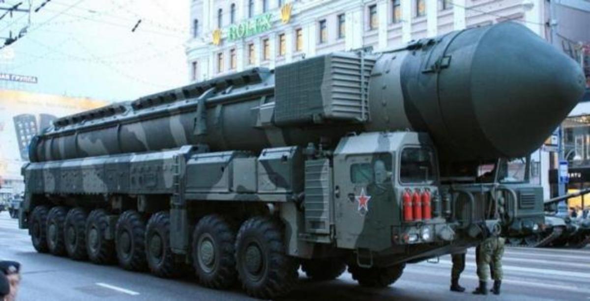RS-28 Sarmat: Τρόμο στη Δύση προκαλεί ο νέος διηπειρωτικός βαλλιστικός πύραυλος της Ρωσίας! [vid]   Newsit.gr