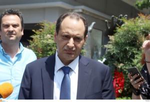 Σπίρτζης απαντά σε Μητσοτάκη: «Δεν θα ακολουθήσουμε τον κατήφορο»