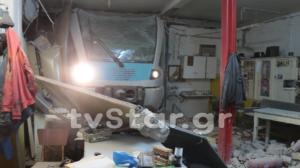 Εκτροχιάστηκε τρένο στη Λαμία – Τραυματίστηκε γυναίκα