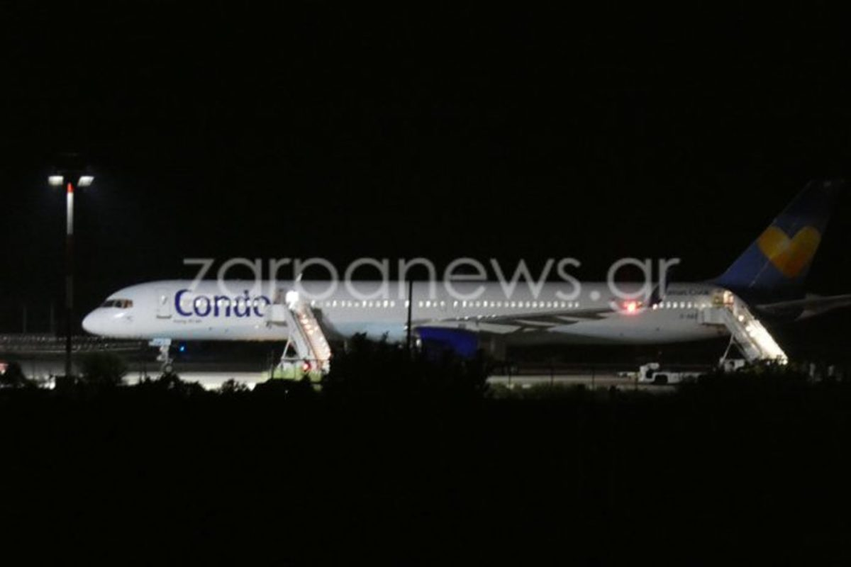 Συναγερμός στο αεροδρόμιο των Χανίων για βόμβα σε αεροσκάφος! Απογειώθηκαν F-16 της Πολεμικής Αεροπορίας | Newsit.gr