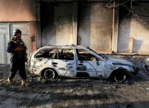 «Λουτρό αίματος» ξανά στο Αφγανιστάν από επίθεση καμικάζι!